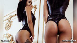 Sexy Tattooed Latina Shows You Her Fucking Skills
